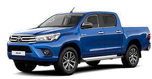 Toyota Hilux - Concessionario Toyota Ancona