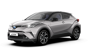 Toyota C-HR - Concessionario Toyota Ancona