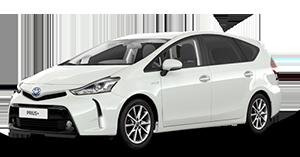 Toyota Prius+ - Concessionario Toyota Ancona