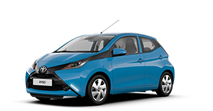 Toyota AYGO - Concessionario Toyota Ancona