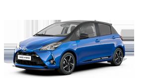 Toyota Yaris - Concessionario Toyota Ancona