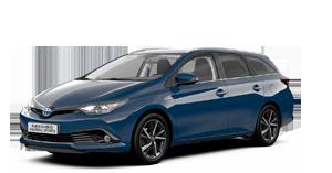 Toyota Auris Touring Sports - Concessionario Toyota Ancona
